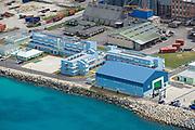 Coast Gaurd base, St. Michael, Barbados