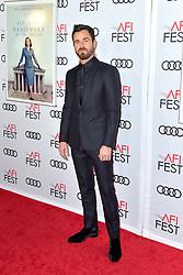 November 8, 2018 - Los Angeles, Kalifornien, USA - Justin Theroux bei der Weltpremeire des Kinofilms 'On the Basis of Sex' auf dem AFI FEST 2018 im TCL Chinese Theatre. Los Angeles, 08.11.2018 (Credit Image: © Future-Image via ZUMA Press)