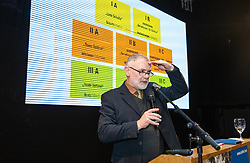 29.01.2019, Stadtsaal, Lienz, AUT, TVBO Wahl 2019, Wahlwiederholung, im Bild Gerhard Föger (Land Tirol) // during the redial of the TVBO election at the Stadtsaal in Lienz, Austria on 2019/01/29. EXPA Pictures © 2019, PhotoCredit: EXPA/ Johann Groder