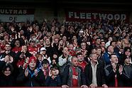 2012 Fleetwood Town v Wrexham