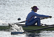 Caversham  Great Britain.<br /> Caragh MCMURTY, during the  2016 GBR Rowing Team Olympic Trials GBR Rowing Training Centre, Nr Reading  England.<br /> <br /> Tuesday  22/03/2016 <br /> <br /> [Mandatory Credit; Peter Spurrier/Intersport-images]