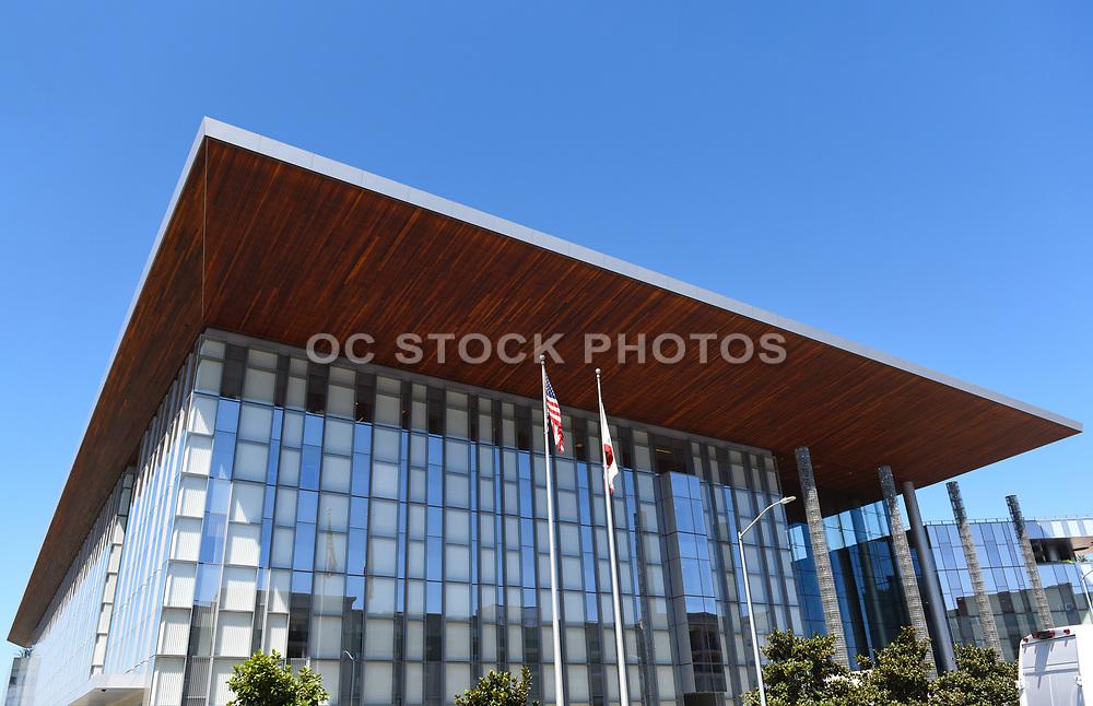 Governor George Deukmejian Courthouse Closeup