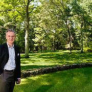 Michael Treacy President of Michael Treacy & Company photographed at their Needham, MA location.