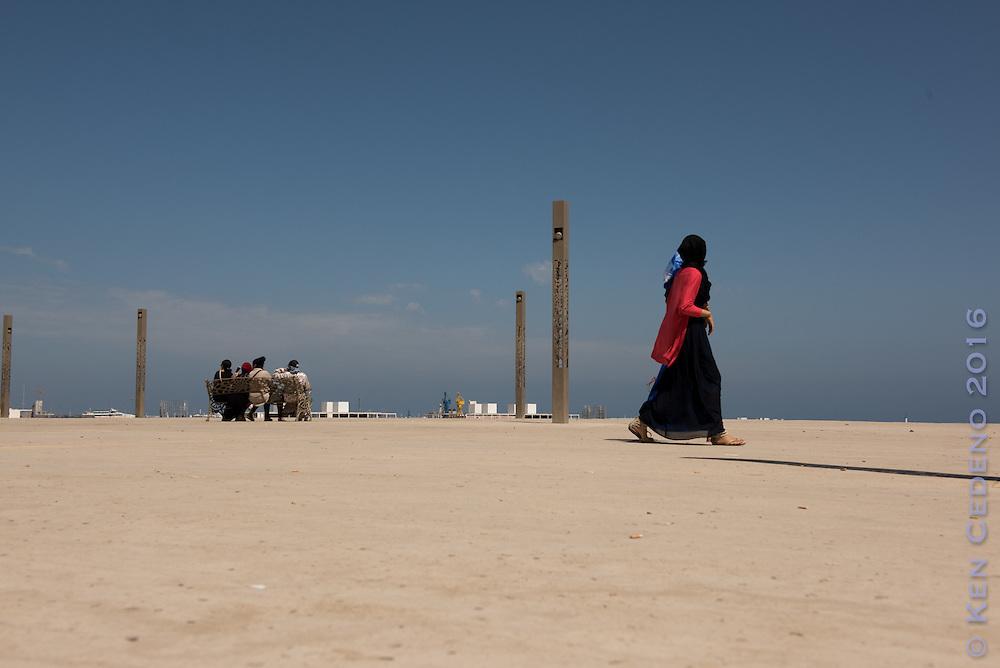In the city of Rabat, Morocco Africa, Aug 29, 2016. Photo Ken Cedeno