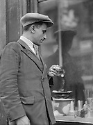 An Arab Type in Chinatown, London, 1933