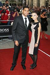 Amir Khan, GQ Men of the Year Awards, Royal Opera House, London UK, 03 September 2013, (Photo by Richard Goldschmidt)