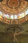 Israel, Western Galilee, Acre, The Tunisian Synagogue Or Hatorah, built by Jewish immigrants from Tunis in 1954