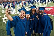 Cox Graduate Diploma Ceremony