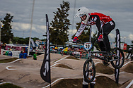 #39 (ANDRE Sylvain) FRA at the 2016 UCI BMX Supercross World Cup in Santiago del Estero, Argentina