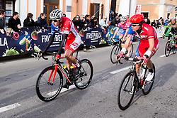 PER Gorazd (SLO) of Adria Mobil during the UCI Class 1.2 professional race 4th Grand Prix Izola, on February 26, 2017 in Izola / Isola, Slovenia. Photo by Vid Ponikvar / Sportida
