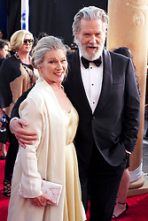 January 29, 2017 - Los Angeles, CA, United States - Jeff Bridges and his wife arrives at the 23nd Annual Screen Actors Guild Awards on Sunday, January 29, 2017. (Credit Image: © David Crane/Los Angeles Daily News via ZUMA Wire)