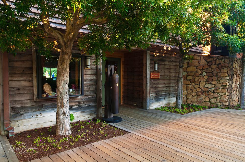 The Ventana Inn, Big Sur, California