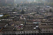 A view of the Wujianong neighborhood of Hefei, China, on Thursday, Nov. 26, 2015. Cheap housing in the neighbourhood and its closeness to the regional children hospital has made it a popular long term stay option for many families with kids suffering from caner, notably Leukaemia, as Surging health-care costs are turning into one of the biggest threats to the world's second largest economy and its consumers. Surging health-care costs are turning into one of the biggest threats to the world's second largest economy and its consumers.