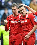 Sheffield Wednesday v Cardiff City 160313