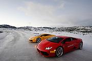 Lamborghini Aspen Winter Accademia