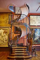 France, Paris, Musée Gustave Moreau, 14 rue de la Rochefoucauld, quartier de la Nouvelle-Athenes // France, Paris, Gustave Moreau museum
