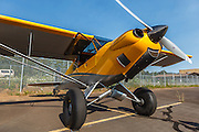 Carbon Cub at Oregon Aviation Historical Society.