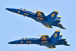GOLDSBORO, N.C. (May 19, 2017) Solo pilots assigned to the U.S. Navy flight demonstration squadron, the Blue Angels, perform at the Wings Over Wayne Air Show. The Blue Angels are scheduled to perform more than 60 demonstrations across the U.S. in 2017. (U.S. Navy photo by Mass Communication Specialist 2nd Class Ian Cotter/Released)170519-N-IR734-574 <br /> Join the conversation:<br /> http://www.navy.mil/viewGallery.asp<br /> http://www.facebook.com/USNavy<br /> http://www.twitter.com/USNavy<br /> http://navylive.dodlive.mil<br /> http://pinterest.com<br /> https://plus.google.com