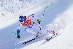 10.01.2020, Keelberloch Rennstrecke, Altenmark, AUT, FIS Weltcup Ski Alpin, Abfahrt, Damen, 2. Training, im Bild Petra Vlhova (SVK) // Petra Vlhova of Slovakia in action during her 2nd training run for the women's Downhill of FIS ski alpine world cup at the Keelberloch Rennstrecke in Altenmark, Austria on 2020/01/10. EXPA Pictures © 2020, PhotoCredit: EXPA/ Johann Groder