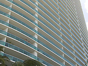 Luxury residential and hotel high rise building Miami USA