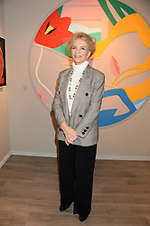 PRINCESS MICHAEL OF KENT at the PAD Art and Design Fair 2013 Collectors Preview in Berkeley Square, London on 14th October 2013.