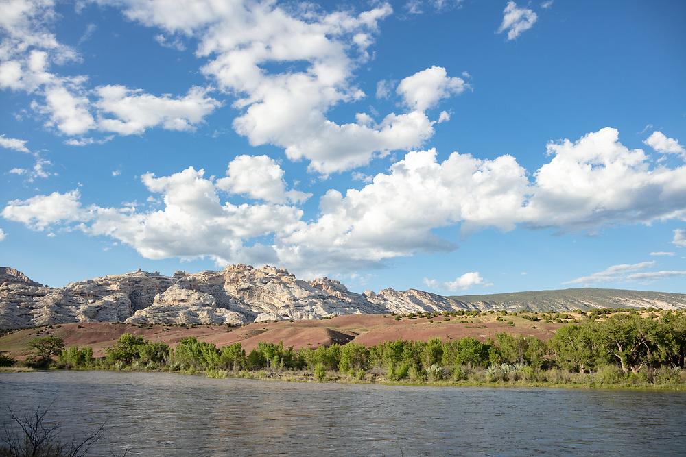 Green River in Dinosaur National Monument