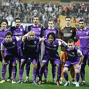 Orduspor's players during their Turkish superleague soccer match Besiktas between Orduspor at Mardan Stadium in Antalya Turkey on Monday, 05 December 2011. Photo by TURKPIX