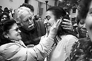 ©Javier Calvelo/ URUGUAY/ MONTEVIDEO/Hospital de Ojos: celebran las 1.000 cirugías/ Desde su inauguración hasta hoy el Hospital de Ojos realizó mas de 1.000 operaciones gratuitas de cataratas. .A las 14 horas, la ministra de Salud, María Julia Muñoz, y el presidente del Banco de Previsión Social, Ernesto Murro, encabezaron en el Hospital de Ojos un acto de celebración por las primeras 1.000 cirugías realizadas a pacientes con cataratas..Ademas se presentaron nuevos servicios que facilitarán el acceso de los pasivos de menores ingresos a las posibilidades que ofrece el centro oftalmológico que funciona en el ex Hospital Saint Bois..El Hospital de Ojos fue inaugurado hace 10 meses, cuenta con tecnología de última generación y constituye en la actualidad el primer centro de referencia oftalmológico del país..2008-05-16 dia jueves.foto: Javier Calvelo.