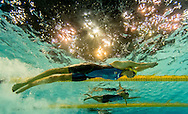 HANSSON Louise  SWE Sweden<br /> 4x100 freestyle women <br /> Finals - Underwater UW<br /> 32nd LEN European Championships Swimming<br /> Berlin, Germany 2014  Aug.13 th - Aug. 24 th<br /> Day07 - Aug. 18<br /> Photo G. Scala/Deepbluemedia/Inside