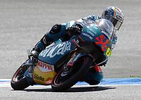 20091003: ESTORIL, PORTUGAL - Moto GP 2009 - Portugal Grand Prix: Qualifying. In picture: Julian SIMON - 125cc. PHOTO: Alvaro Isidoro/CITYFILES