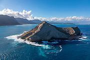 Manana Island, AKA, Rabbit Island, Makapuu, Oahu, Hawaii