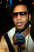 "Flo Rida at the Alica Keys "" As I am"" celebration wrap party at Park on June 18, 2008"
