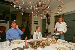 Jos en Marielle Lansink<br /> Lanaken 2005<br /> Photo © Hippo Foto