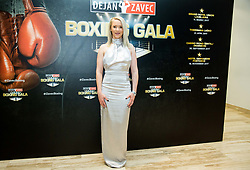 Beba Scap during Dejan Zavec Boxing Gala event in Laško, on April 21, 2017 in Thermana Lasko, Slovenia. Photo by Vid Ponikvar / Sportida