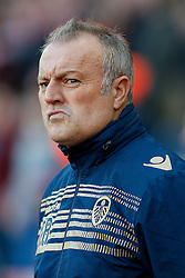 Leeds United Manager Neil Redfearn (left) looks on - Photo mandatory by-line: Rogan Thomson/JMP - 07966 386802 - 04/01/2015 - SPORT - FOOTBALL - Sunderland, England - Stadium of Light - Sunderland v Leeds United - FA Cup Third Round Proper.