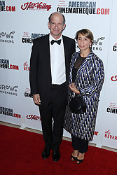 Gregory Annenberg Weingarten, Regina Annenberg Weingarten at the 31st Annual American Cinematheque Awards Gala held at the Beverly Hilton Hotel on November 10, 2017 in Beverly Hills, California, USA (Photo by Art Garcia/Sipa USA)