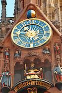 Nurnberg Towm Hall Clock