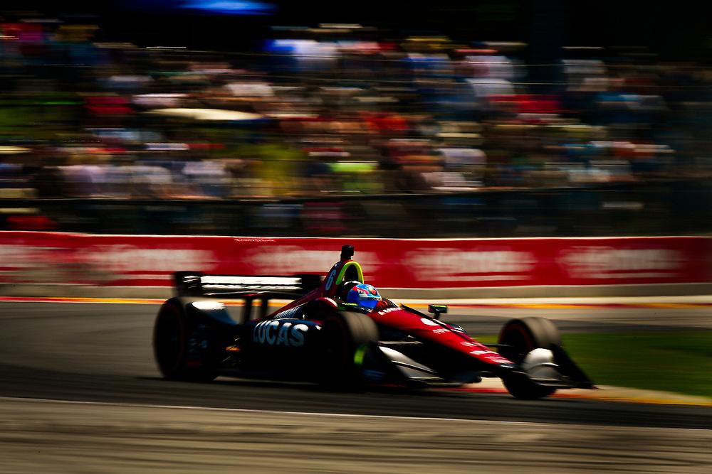 Robert Wickens, Schmidt Peterson Motorsports Honda<br /> Sunday 24 June 2018<br /> KOHLER Grand Prix at Road America<br /> Verizon IndyCar Series<br /> Road America WI USA<br /> World Copyright: Scott R LePage