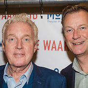 NLD/Amsterdam/20190206- De Waarheid premiere, Andre van Duin en partner Martin Elferink