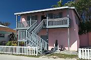Bimini Museum along the King's Highway in Alice Town on the tiny Caribbean island of Bimini, Bahamas