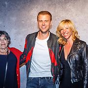 NLD/Amsterdam/20160506 - Première Armin Only Embrace, Hanneke Groenteman, Armin van Buuren en Claudia de Breij