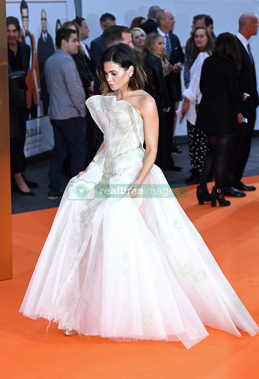 Jenna Dewan attending the Kingsman: The Golden Circle World Premiere held at Odeon and Cineworld Cinemas, Leicester Square, London. Picture date: Monday 18th September 2017. Photo credit should read: Doug Peters/Empics Entertainment