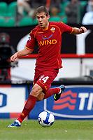 """Jeremy Menez (Roma)<br /> Siena 5/10/2008 Stadio """"Artemio Franchi""""<br /> Campionato Italiano Serie A 2008/2009<br /> Siena Roma (1-0)<br /> Foto Andrea Staccioli Insidefoto"""