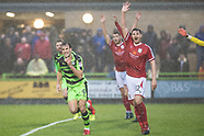 Forest Green Rovers v Crewe Alexandra 181117