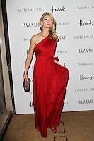 LONDON - OCTOBER 31: Rosamund Pike attended the Harper's Bazaar Women of the Year Awards at Claridge's Hotel, London, UK. October 31, 2012. (Photo by Richard Goldschmidt)