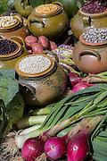 Peruvian food, Sacred Valley, Cusco Region, Urubamba Province, Machupicchu District, Peru