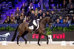 Cool Isabel, BEL, Aranco V<br /> Jumping Amsterdam 2019<br /> © Hippo Foto - Dirk Caremans<br /> 25/01/2019