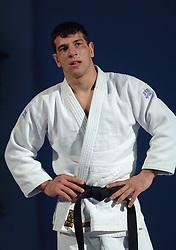 26-05-2006 JUDO: EUROPEES KAMPIOENSCHAP: TAMPERE FINLAND<br /> De winnaar -71 kg Elnur Mammadli (AZE)<br /> ©2006-WWW.FOTOHOOGENDOORN.NL