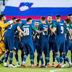20210604: SLO, Football - Friendly match, Slovenia vs Gibraltar