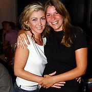 Herpremiere Hamelen, Brigitte Nijman en zwangere zus Sharon